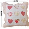 Heart Design Cushion Cover CC-51
