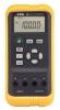 Thermo resistance calibrator