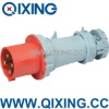 Industrial plug and socket QX1231