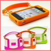 Chengzhan new style silicone mobile phone case