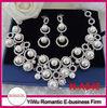 hot sale earrings necklace set