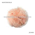 shoe laces accessories feather shoes decorations(ZC-003)