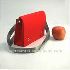 Fashion eco friendly Felt Purse Messenger Bag