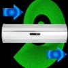 New air curtains for Euorpe and America markets