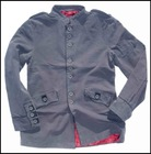 100% Cotton Women's Jackets Hf1311