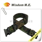 Military Belt/ Camouflage Canvas Belt