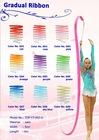 Ribbon-Gradual color