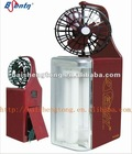 rechargeable sealed lead acid battery U Tube emergency light with fan