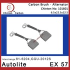 Autolite EX 57 carbon motor brushes