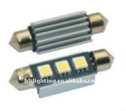 Cheap price LED yellow car lights