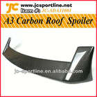 A3 Carbon Roof Spoiler For Audi Sport Style