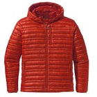 men's lightweight duck goose down hoody jacket similar style as brand name