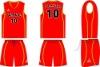 Customized Basketball Uniform
