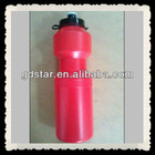 promotional PE plastic sports water bottle