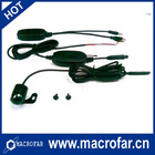 CCD Mini IR Drill Hole Rear car camera with gps power(MF-306BS)