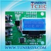 TC31 digital kit FM LCD serial control mp3