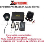 GPS/GSM car tracker alarms CF107 Car alarm function&Fuel level measurement, Oil leadage or theft alarm