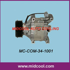 auto a/c compressor toyota corolla