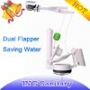 Saving water! ABS Dual flush flapper valve
