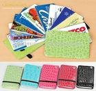 Card organizer card wallet
