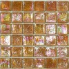 6mm Crystal Iridescent Tile glass mosaic Sheet