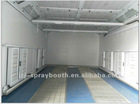 Radiator Electric Heater Spray Booth