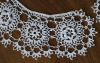 Nice Hand Made Cotton Crochet Lace with flower design (3302)
