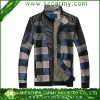 British Style Retro Checkered Stand Collar Cool Thin Tight Zipped 2013 Spring Jacket