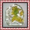 Glass gel scented air freshener