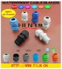 2012 New m20 cable gland waterproof connector PG7-PG63