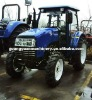 Export farm tractor 50hp 4wd with implements