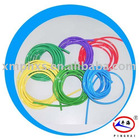 pvc plastic soft rope