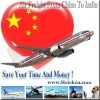 Air Cargo Service To India From Shenyang