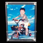 acrylic magnetic photo frame