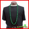 St. Patrick's Day 18mm Beads Metallic Green