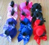 8cm hair clip mini top hat
