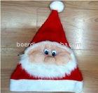 Rpet Christmas santa hat