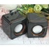Stylish design USB Mini speaker for laptop PC
