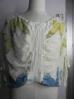 women's silk dress for lady's fashion garment