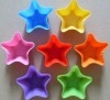 new design silicone star cake mold