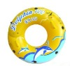 plastic inflatable swim ring
