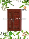 Hot sale unequal double door exterior design