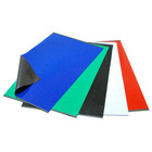 Flexible rubber magnet With Color PVC Film A3 A4 A5