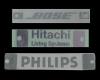 Thin Electroform Nameplate