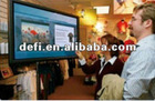 """46"""" IR multi Touch Frame / panel, 16:9 fromat for Interactive advertising, entertainment center, / 2 touch points"""