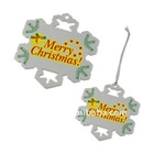Christmas Metal ornament
