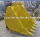 Excavator bucket for Komatsu/ Kobelco/Volvo
