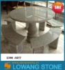 garden stone furniture