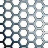 Hexagonal Hole Perforated Metal Sheet (HIGH QUALITY)