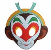 funny cartoon paper mask (monkey king)